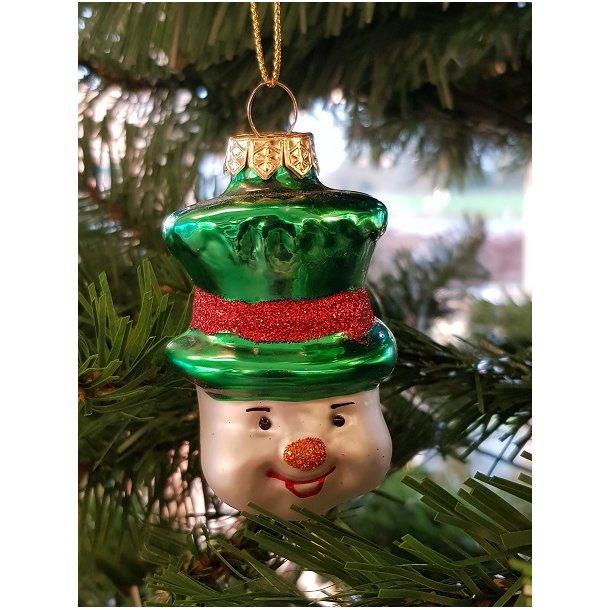 Glasfigurer til juletræ